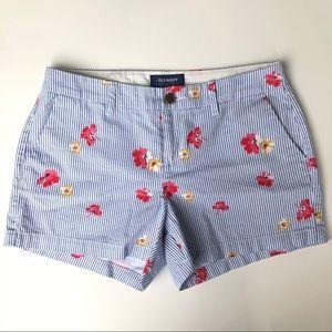 Old Navy floral short. Size 2